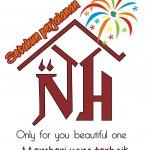 Logo Nisah's Home