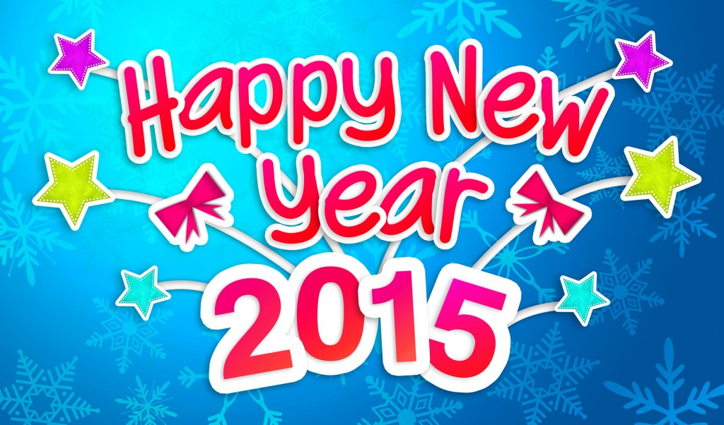 Happy New Year 2015 by Nisahome