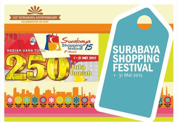 Surabaya Shopping Festival 2015