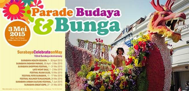 Parade Bunga & Budaya 2015