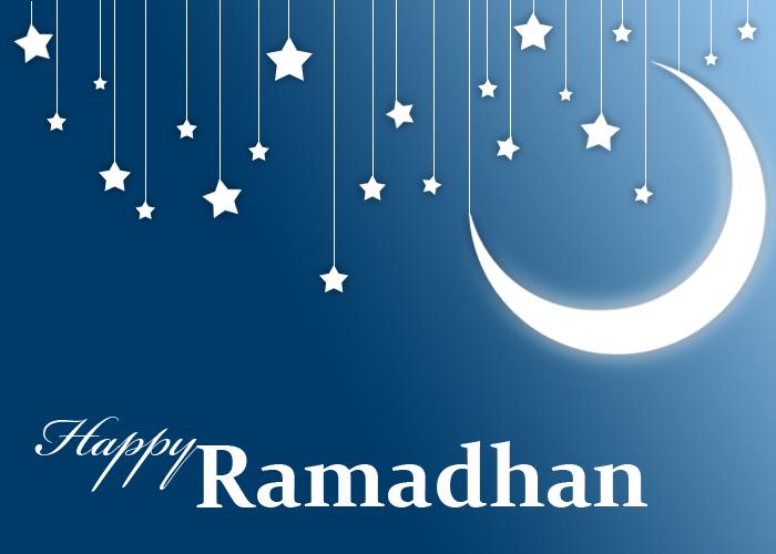 #HappyRamadhan