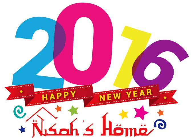 Happy New Year 2016 - Nisahome Syariah Surabaya
