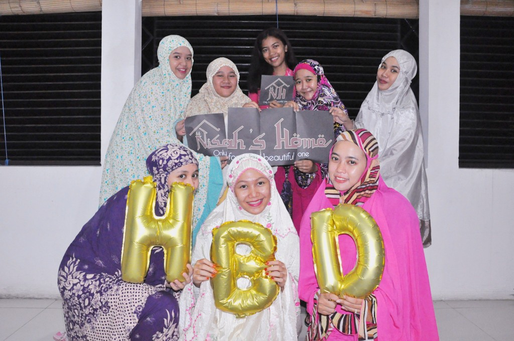 Happy 3rd Anniversary Nisah's Home