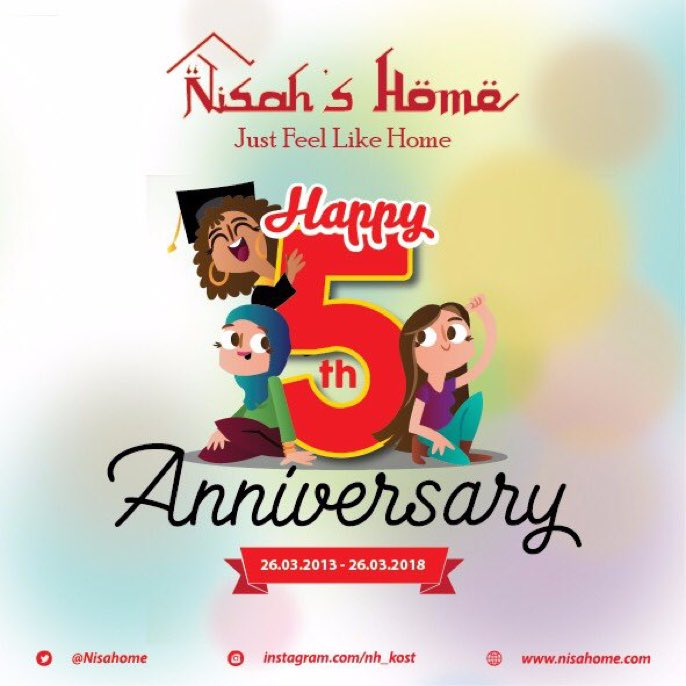 NH - 5th Anniversary