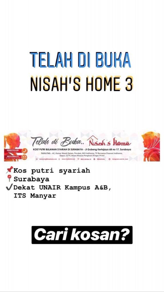 Nisahome Syariah Surabaya