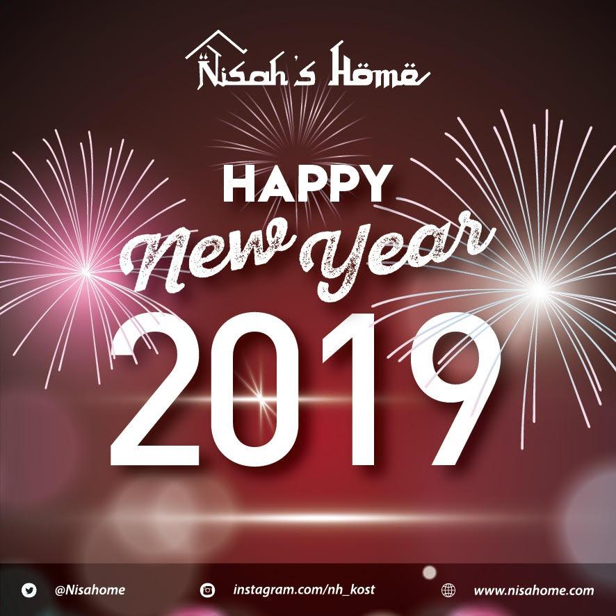Selamat Tahun Baru 2019 #NHfamily