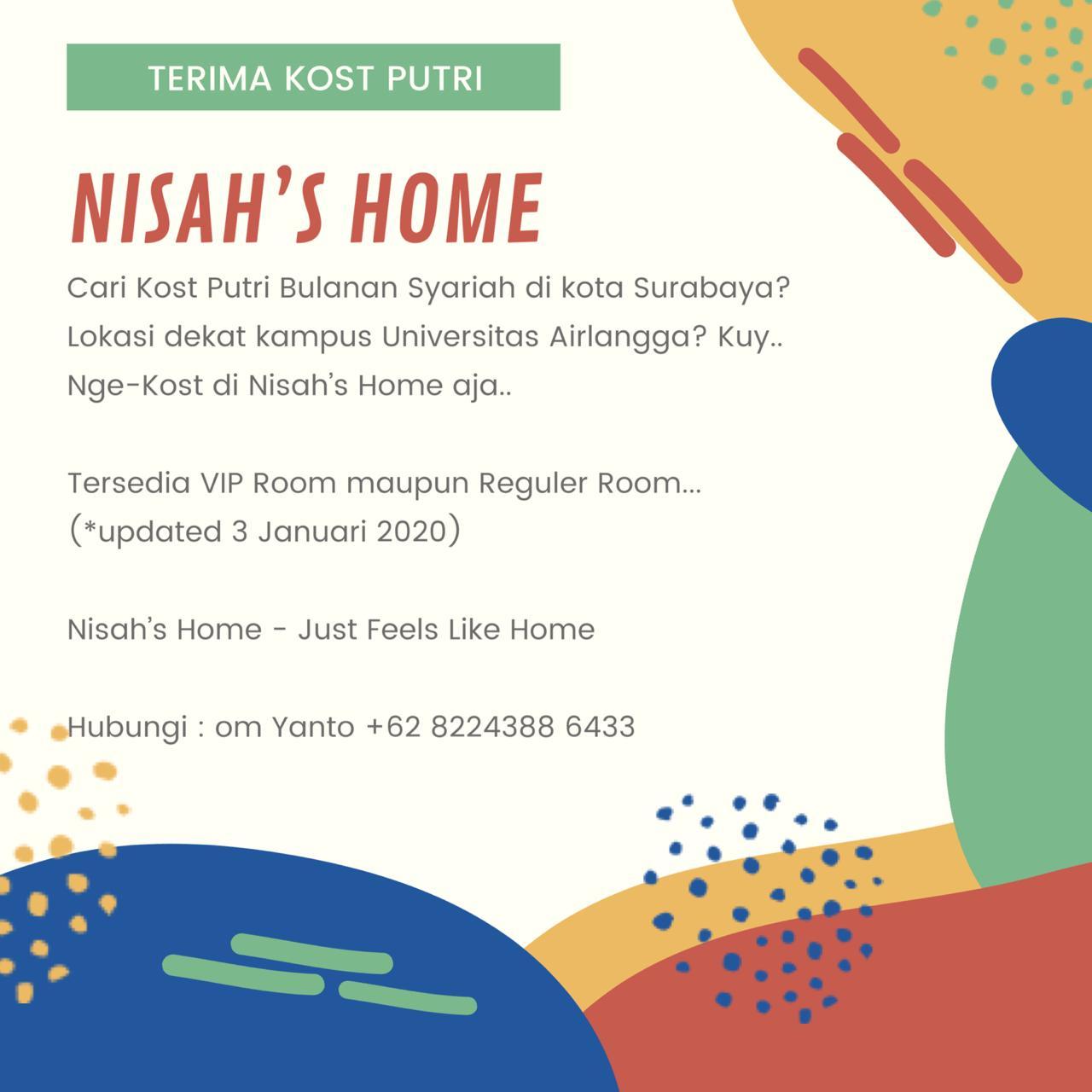 Nisah's Home